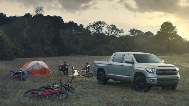 Toyota Tundra: Hashtags