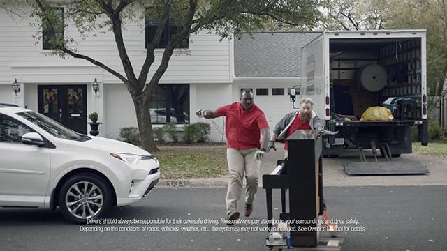 Toyota RAV4: Safety