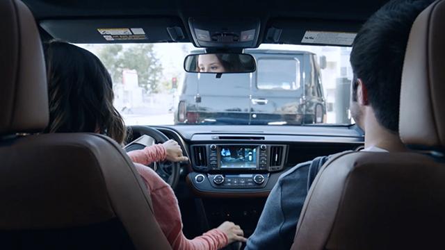 Toyota: RAV4 Tight Spot