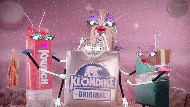 Klondike: Space Flavors
