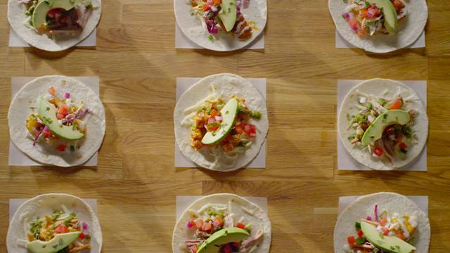 Chili's: Top Shelf Tacos