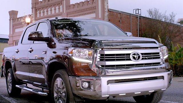 Toyota: Castle Toyota Tundra