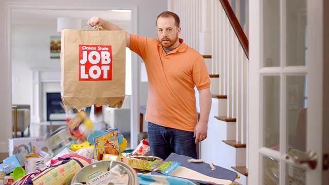 Ocean State Job Lot: Bag