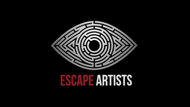 Escape Artists: Logo Animation