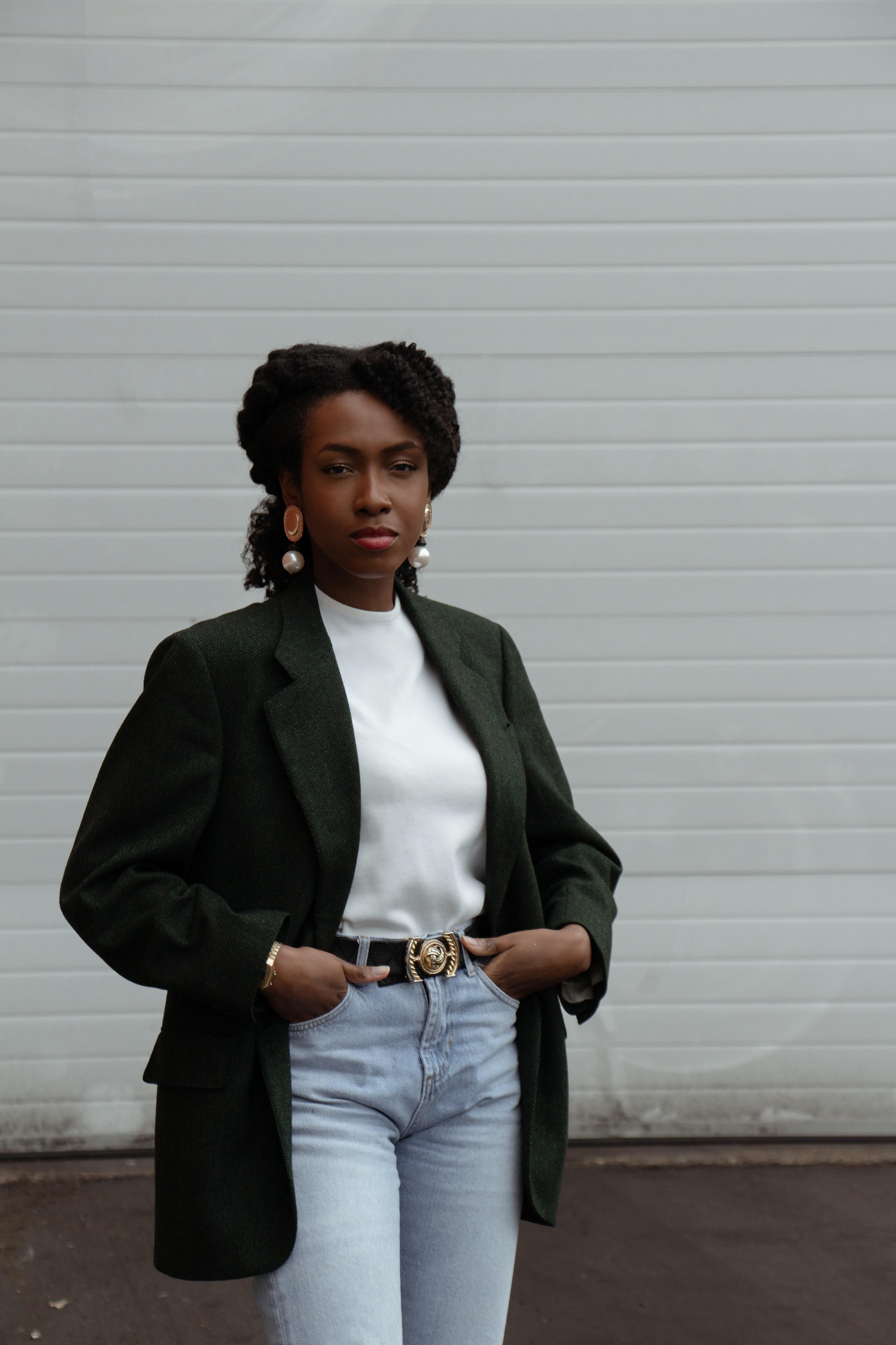A young black creative - Creative Basis