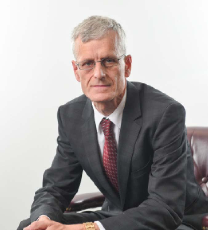 Photo of Lawyer Kevin Marshall.