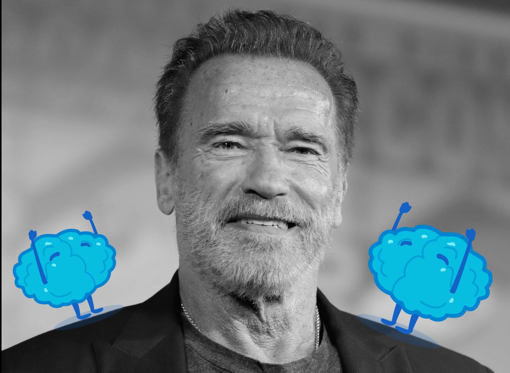255 Ways to Spell Schwarzenegger (According to Water Cooler Trivia Participants)