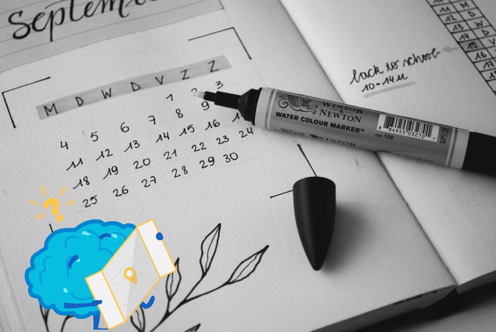 Virtual Holiday Party Ideas - Calendar