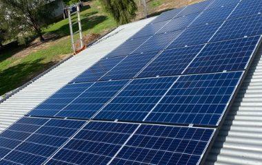6.6 kW 22*Eging 300 + Growatt 5kW Single storey, Tin roof ; 6.6 kW 22*Eging 300 + Growatt 2.5kW*2 Single storey, Tin roof
