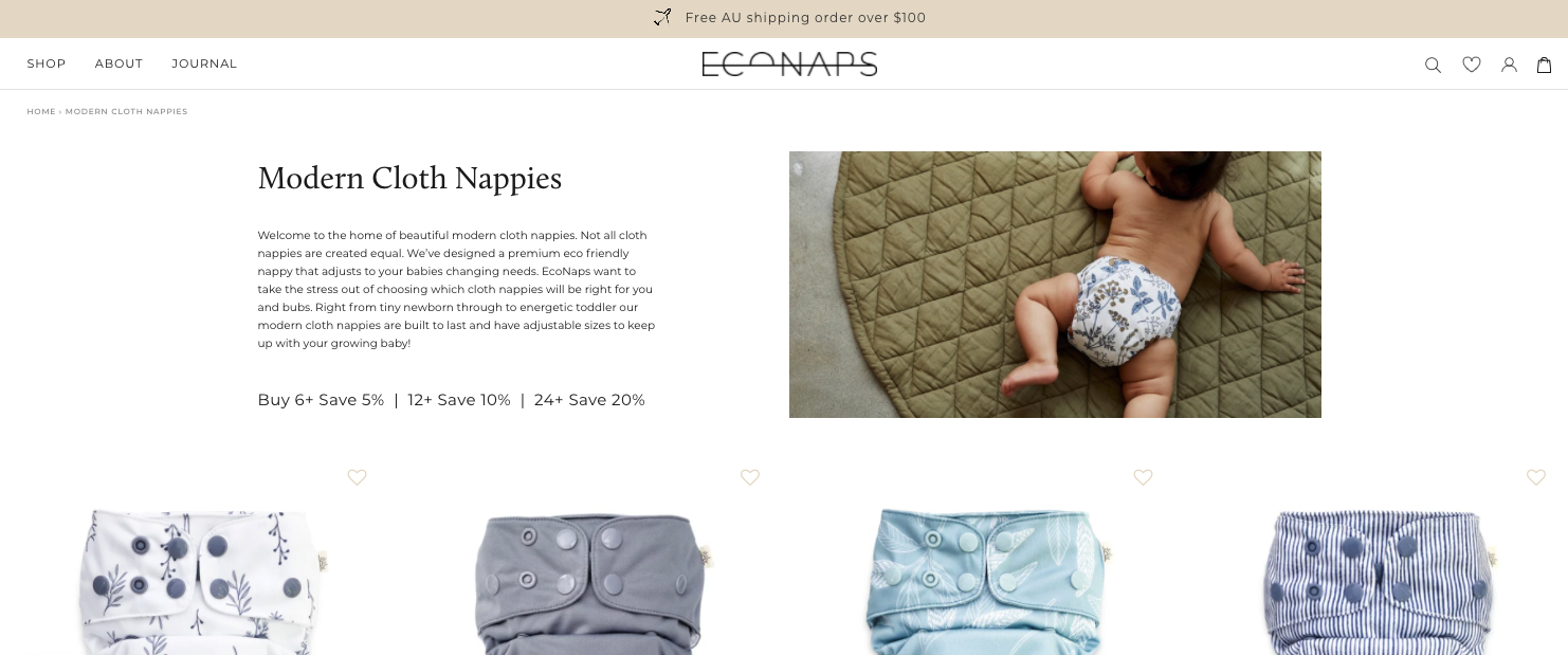 In Bed Store case study feature image