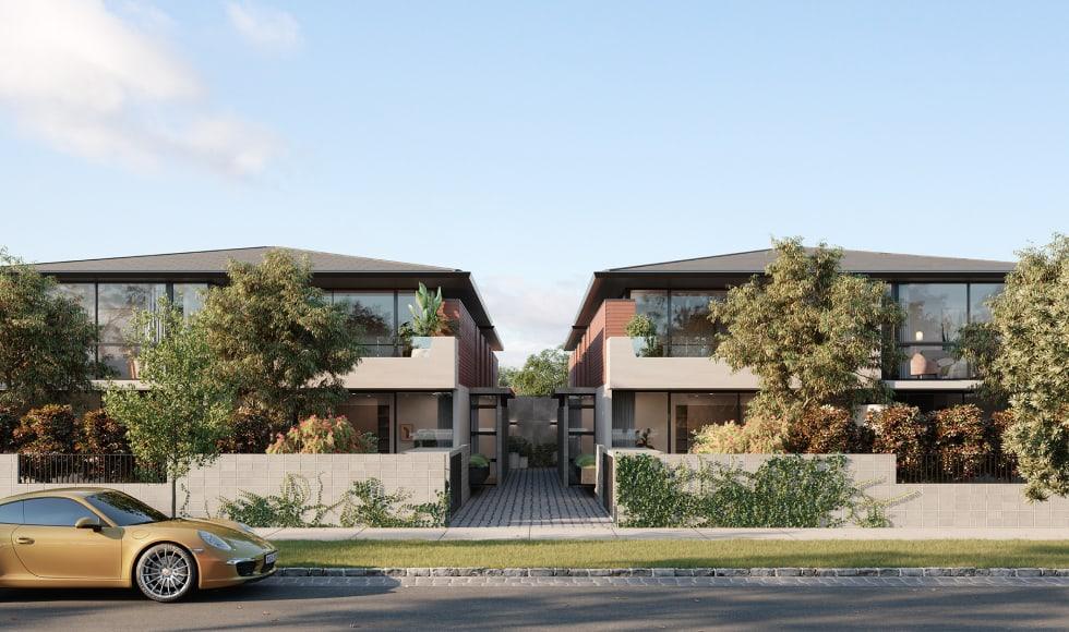External image of Adara Apartments, Glen Iris