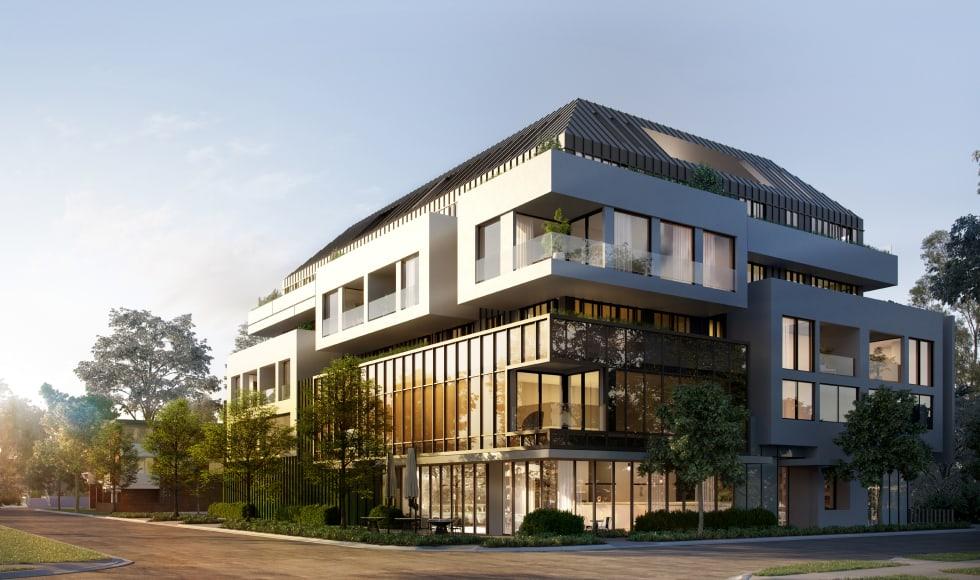 External image of Lido Apartments, Altona