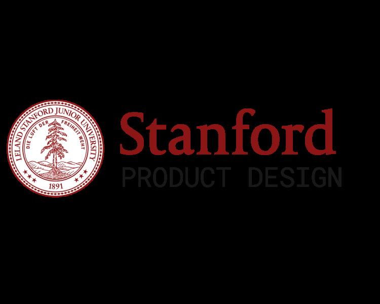Stanford Product design major logo
