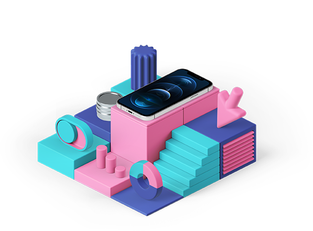 strategy services 3d image