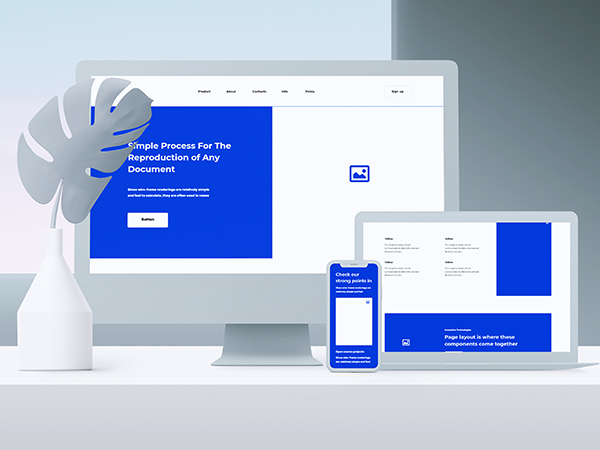 Advanced Biella Website Wireframing and Prototyping