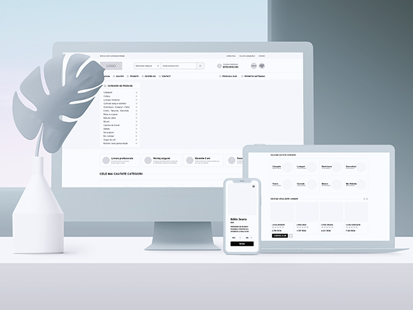 Alleanza Website Wireframing and Prototyping