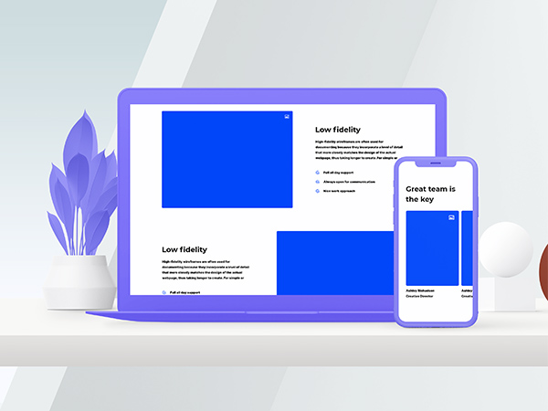 Nativo Stay Website Wireframing and Prototyping