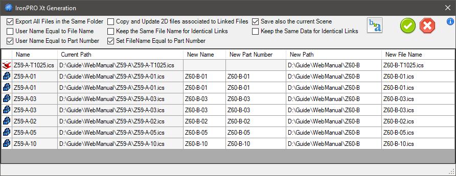 external link manager