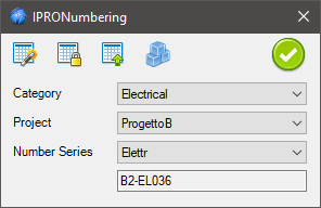 Numbering Part Numbers