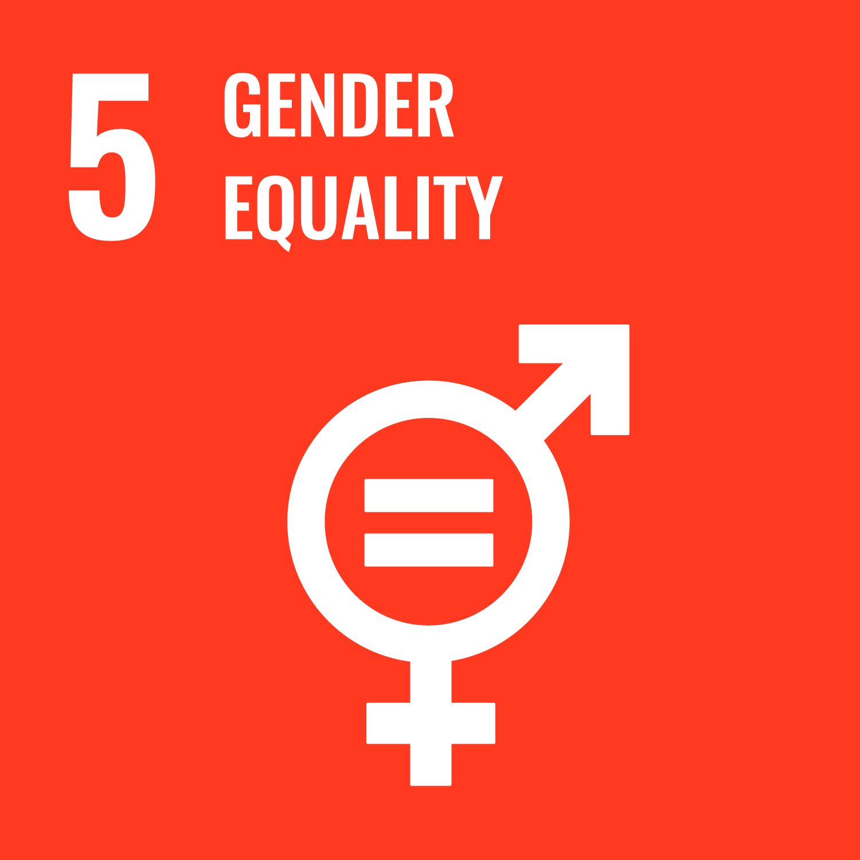 5. Gender equality