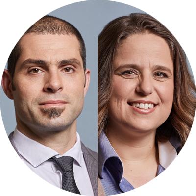 Pedro Neves and Filipa Castanheira, Nova SBE Leadership for Impact Knowledge Center