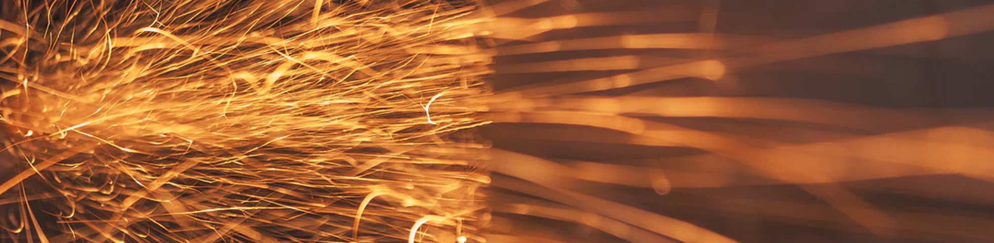 Image of sparks.