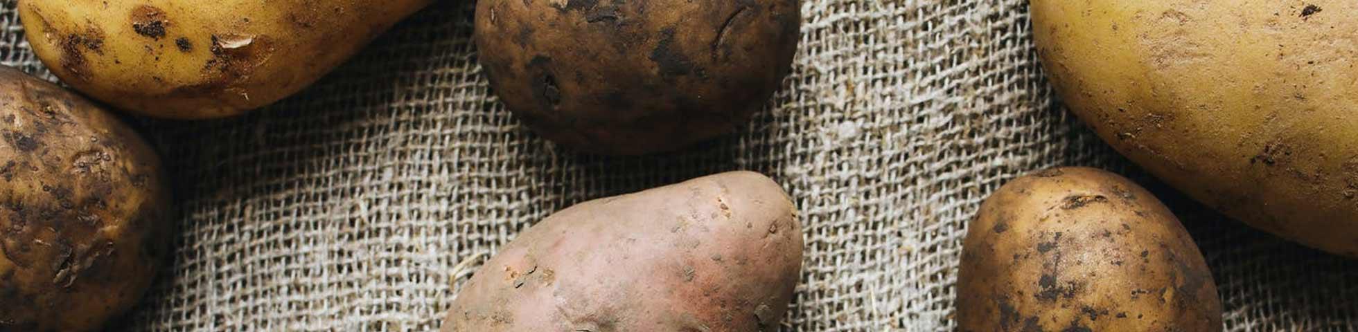 An image of potatos.