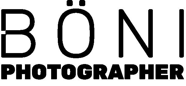 Philip Boeni Zurich Photographer Logo
