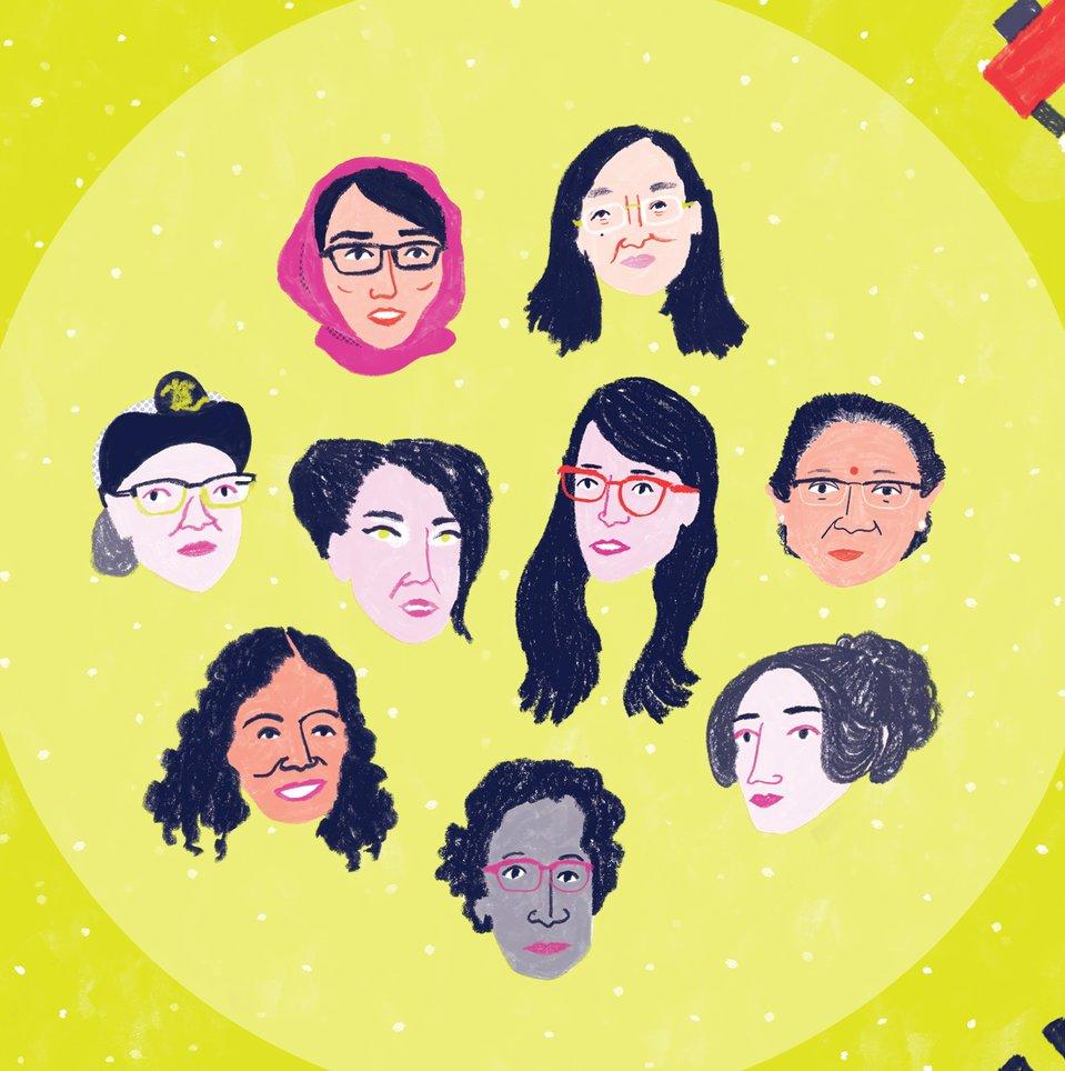 कोडिंग के शिखर पर: कंप्यूटर और कोडिंग को नयी दिशाएँ देने वाली अग्रणी महिलाएँ