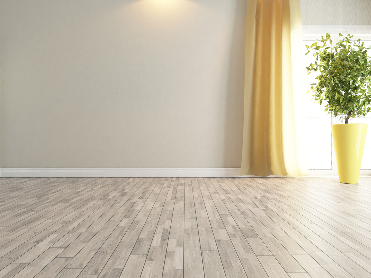 Neutral Paint Brightens and Adds Value to Your Rental Property