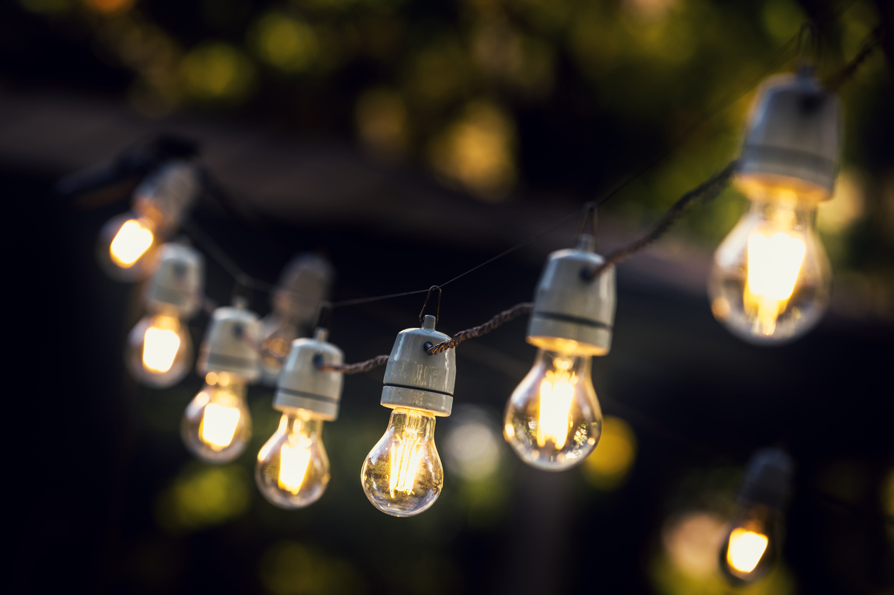 Add Exterior Lighting to Outdoor Areas for Increased Value