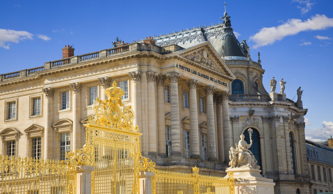 Palace of Versailles: First Vacation Home