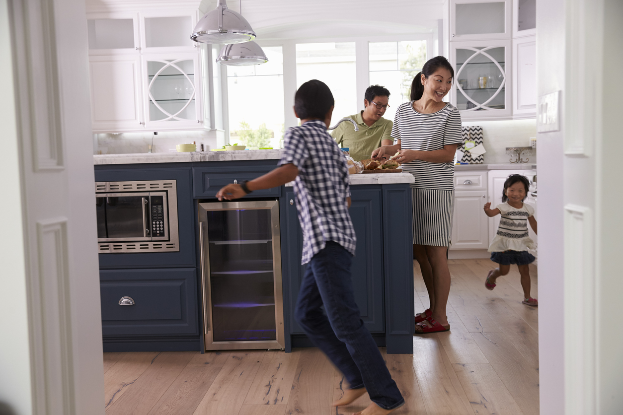 Vacation Rental Kitchens Provide Space and Entertainment Opportunities