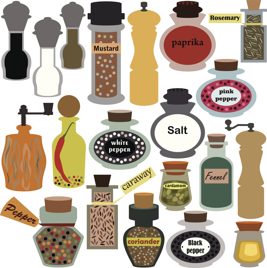 Stock Basic Spices for Your Renters