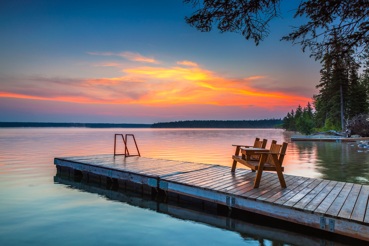 Capture and Market Your Lake Houses' Beauty