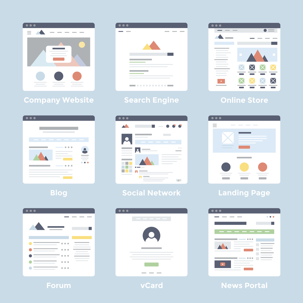 Choose a Website Template Which Aligns with Your Rental Business