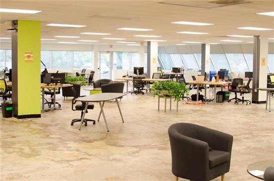 JuiceTank Co-Working Space