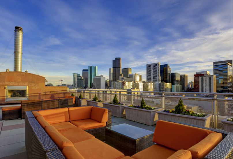 Downtown Colorado Rental for Fall