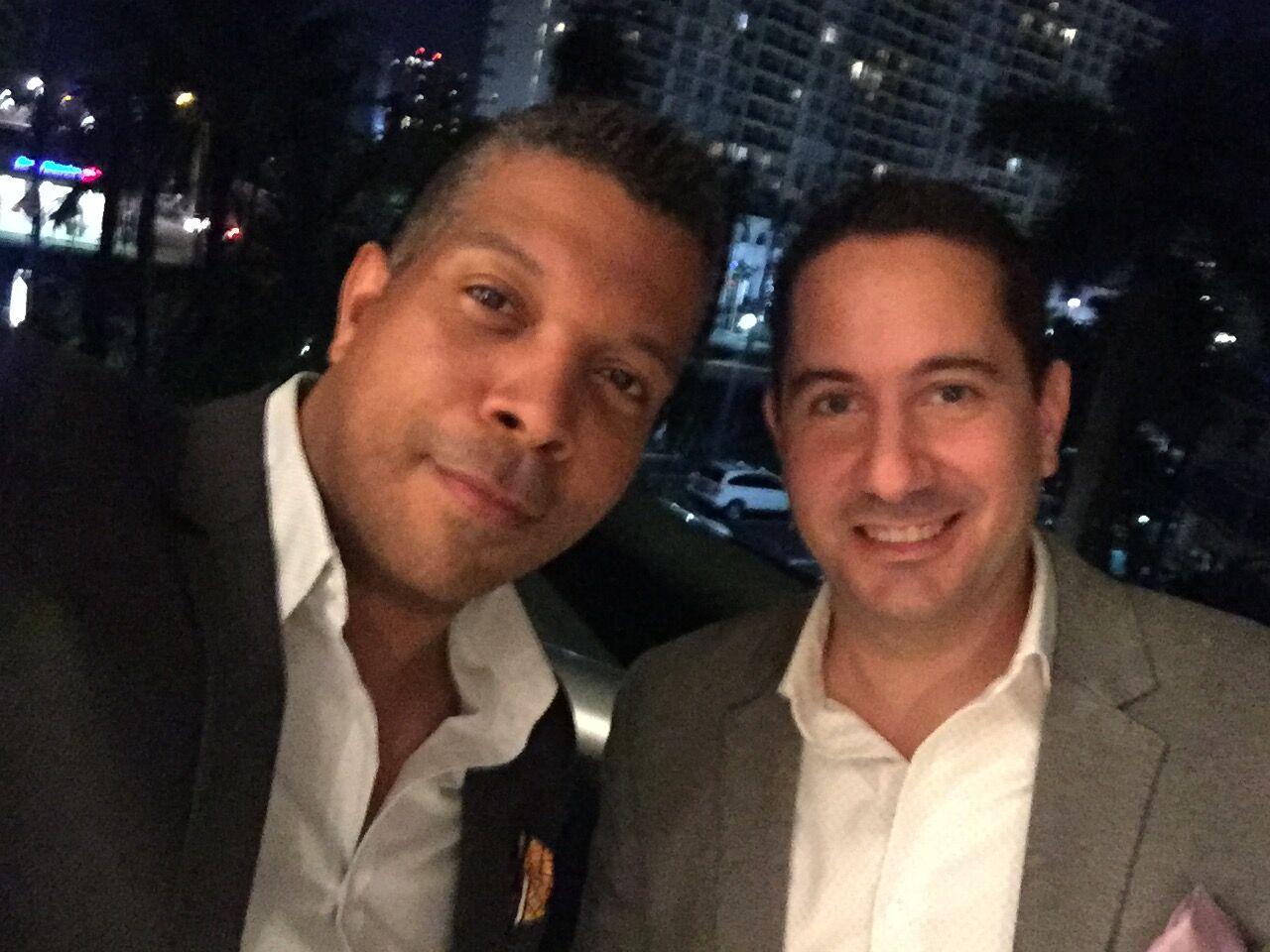Futurestay Founders -- Philip Kennard & Jonathan Fabio