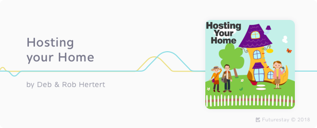 Hosting your Home | 7 Best VR Industry Podcasts | Futurestay