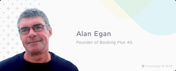 Alan Egan -- 9 Best Vacation Rental Entrepreneurs to Learn From | Futurestay