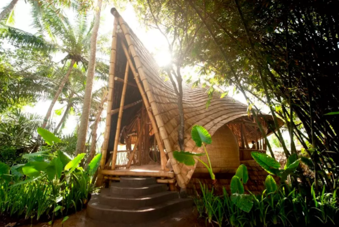 Indonesian Alternative Airbnb Accommodation Futurestay