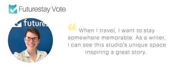 Urban Accommodations _ Futurestay Team Vote _ Kristen