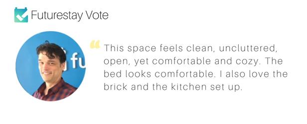 Urban Accommodations _ Futurestay Team Vote _ James
