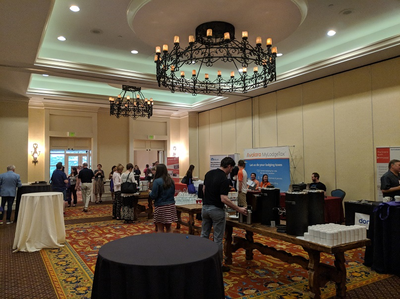 VRSS 2018 Exhibitors Room