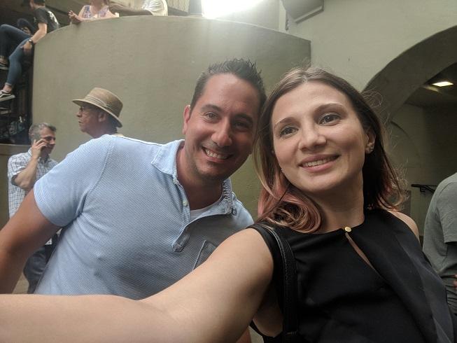 Futurestay Team | Laura Pitcock & Jonathan Fabio