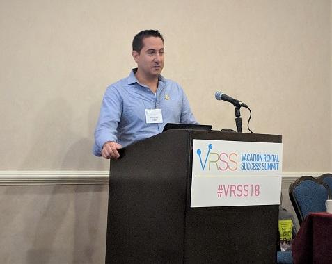 Jonathan Fabio | Futurestay at VRSS