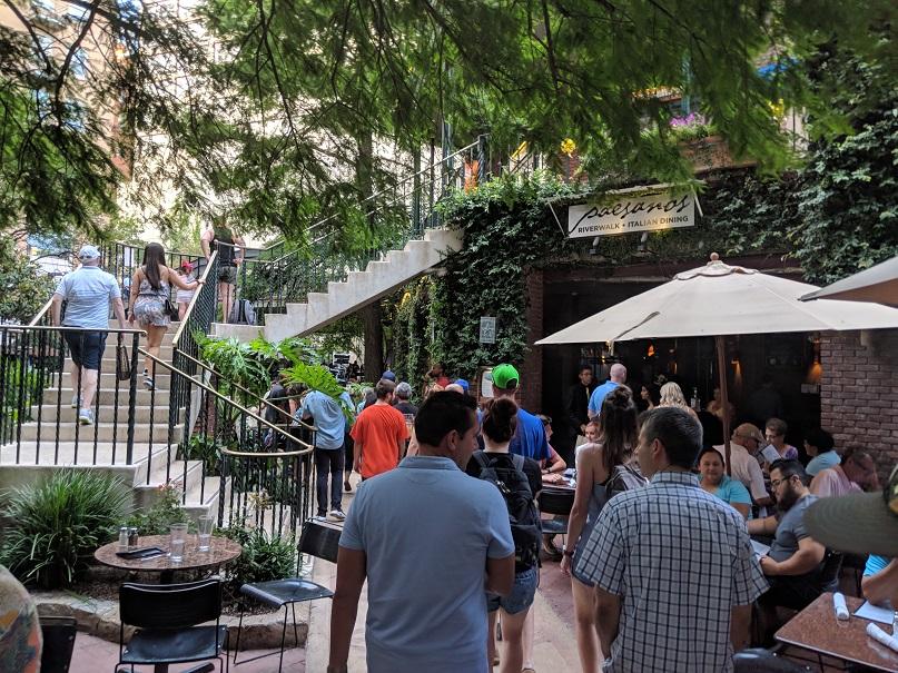 Futurestay explores Riverwalk | VRSS 2018