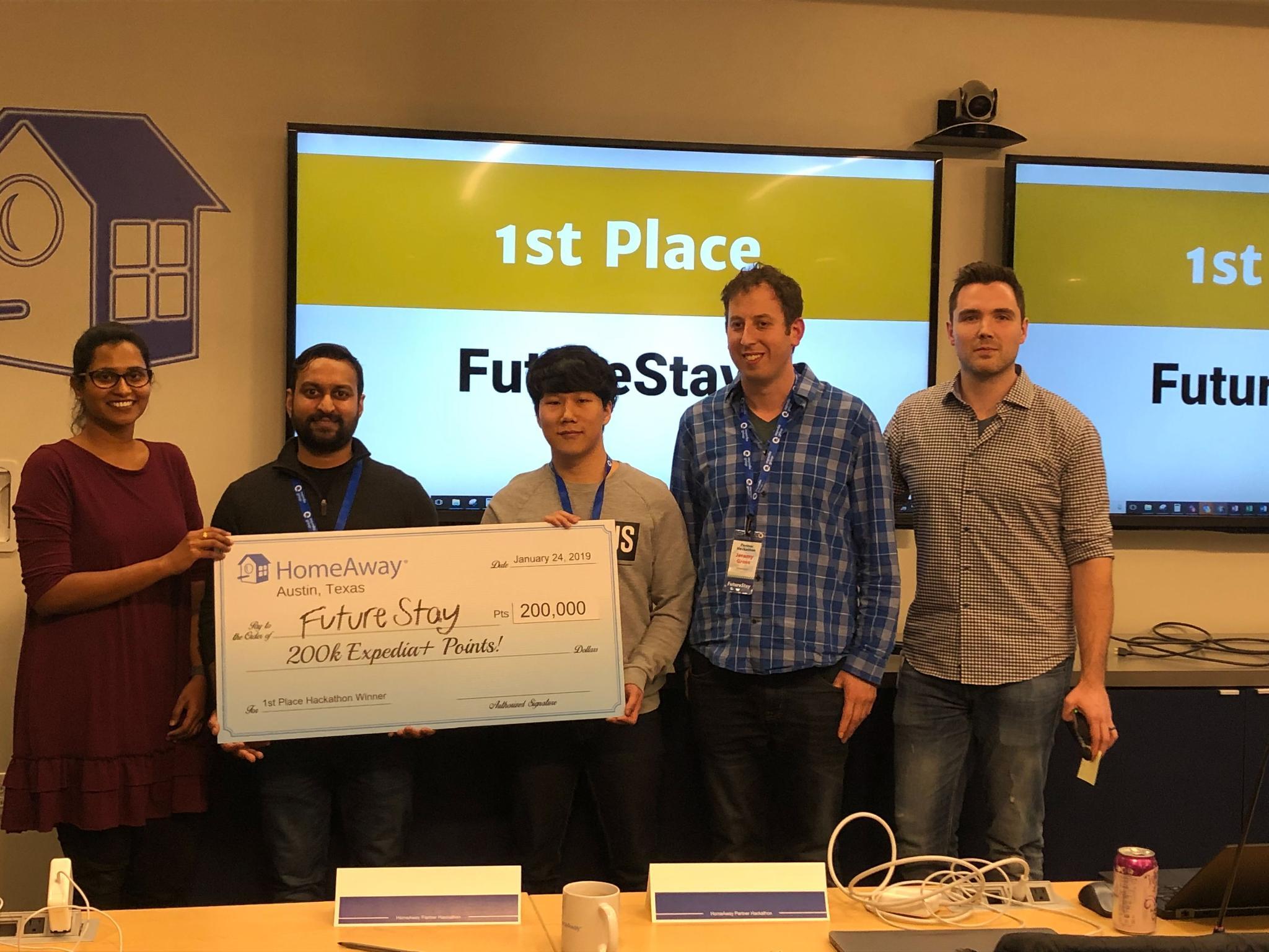 Futurestay Hackathon Winner HomeAway_1