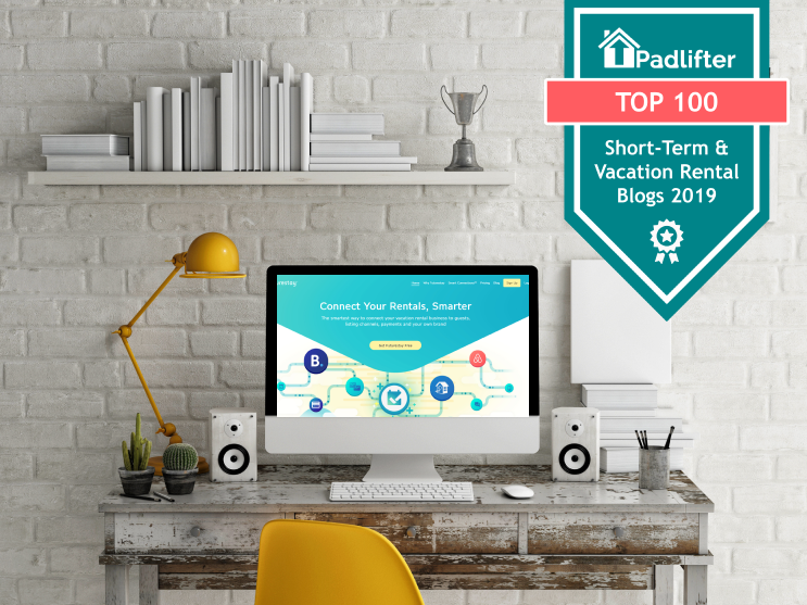 Futurestay featured in Padlifter's Top 100 Vacation Rental Blogs